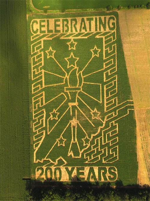 Explore our Corn Maze and pick your own pumpkin patch at Dull's Tree Farm in Thorntown, IN near Frankfort and Lebanon.